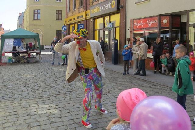 klaun-łodź
