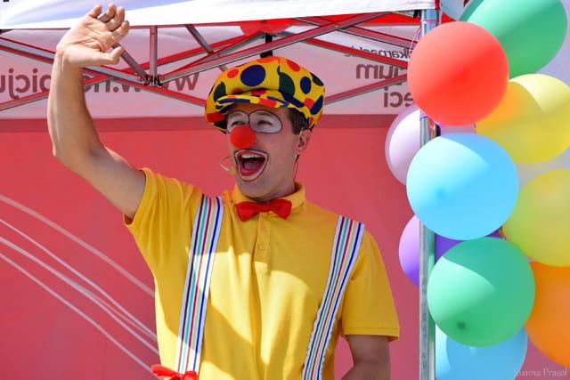 klaun-poznań