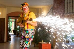 klaun showman
